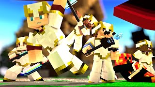 Minecraft Song ♪ 'Mobs Can't Handle Us' a Minecraft CrazyCraft Parody (Minecraft Animation)