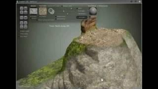 Sculptris - Modellazione terreno