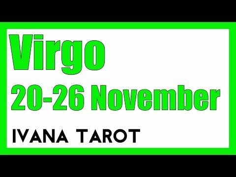 💘 YOU ARE DIAMOND Virgo Weekly Reading 20 - 26 November 2017 - Ivana Tarot