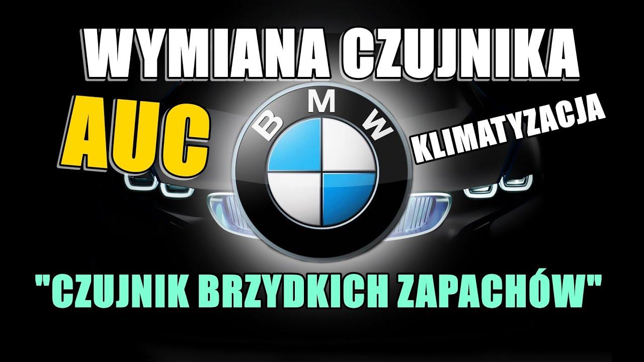 BMW E46 WYMIANA CZUJNIKA AUC - CZUJNIK BRZYDKICH ZAPACHÓW M54B25 / 325 /  SWAGTV