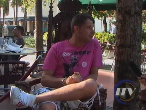 ITV Nightlife interviews Petrae Foy at WMC
