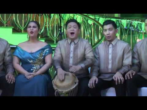 Circle of Life - The Philippine Madrigal Singers live at Inquirer - #MadzatInquirer