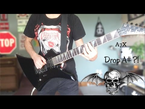 6 Avenged Sevenfold Songs Performed in Drop A#