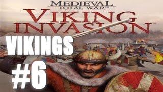 Medieval: Total War Viking Invasion - Viking Campaign #6