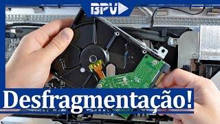 Como DESFRAGMENTAR o HD/Disco Rígido do seu PC