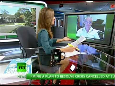"""Steve Keen says """"Forgive the Debt!"""" and calls for a """"Debt Jubilee - Capital Account (10/25/11)"""