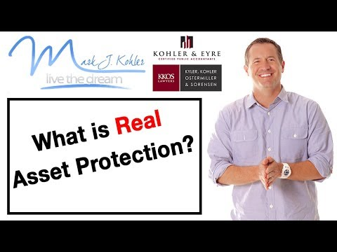 What is Real Asset Protection? | Mark J Kohler | Tax & Legal Tip