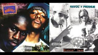 The truth behind the Mobb Deep Prodigy and Havoc vs Havoc & Prodeje