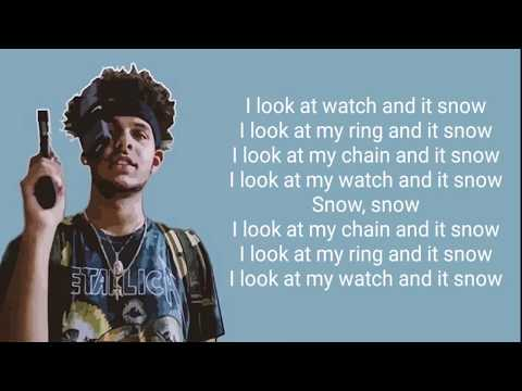 Smokepurpp Snow Lyrics