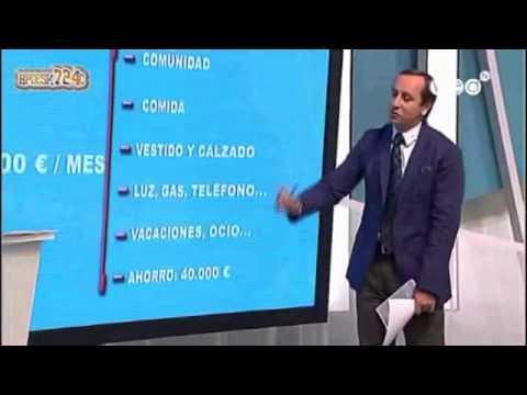 LOS INGRESOS DE JOSÉ BLANCO.