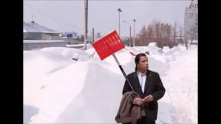 Первый снег товарища Жюкова(смотреть до конца)