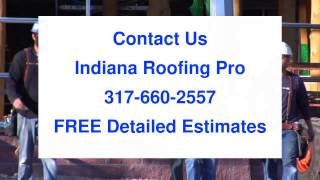 Indianapolis Commercial Roofing Contractors - 317-660-2557