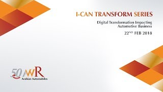 Digital Transformation Impacting Automotive Business by Eleni Kitra, Facebook