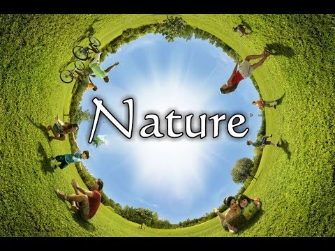 """English Poem for kids """"Nature"""""""