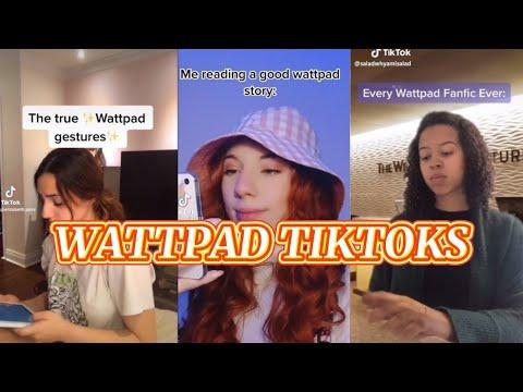 Wattpad/Fanfiction Tiktoks to watch cuz we hit 2000 subs :)
