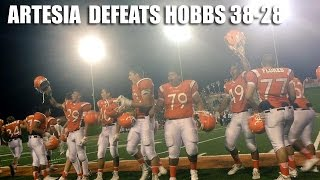 Artesia Bulldog Football: Video By Nmpreps.com