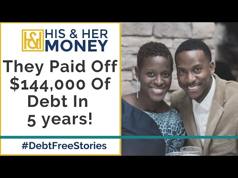 How Donald and Abby Paid Off $144,000 Of Debt In 5 Years!