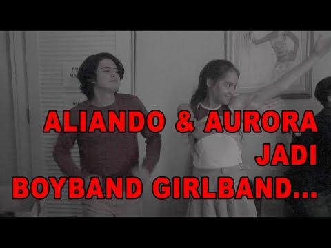 CIEEE ALIANDO AURORA RIBERO DANCE BARENG BIKIN GEMES CINLOK? Mp3