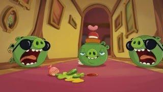 Злые птички - Энгри Бердс - Сталкер (S3E23) || Angry Birds Toons 3 season