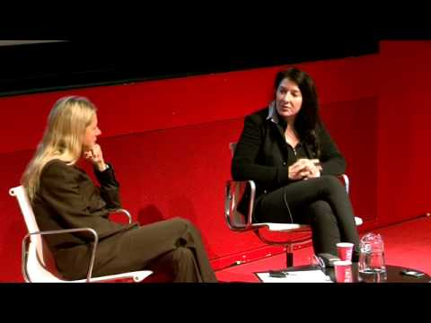 Talking Art: Marina Abramovic | Tate Talks