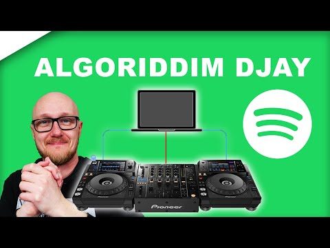 How to DJ CDJ 2000 with Spotify (Algoriddim DJAY pro 2) // Review DJ software Mac