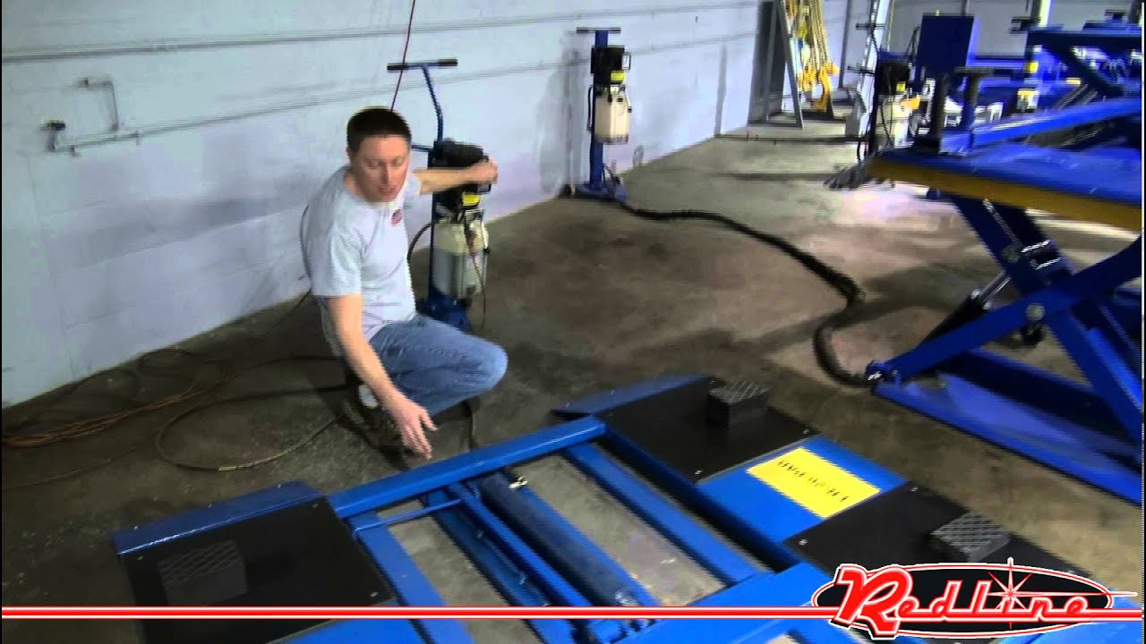Kernel Lr26pad 6 000 Pad Low Pad Auto Lift Youtube