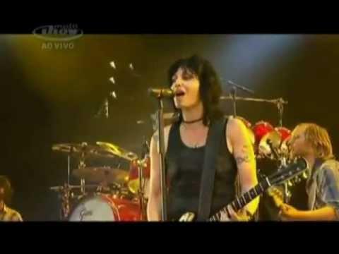 Joan Jett - I Love Rock'n'Roll (feat. Foo Fighters) @ Lollapalooza Brasil