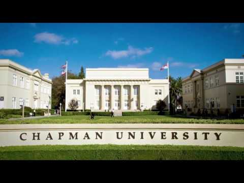Chapman University - 5 Things I Wish I Knew About Before Attending