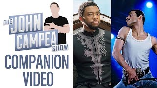 Why Did Black Panther And Bohemian Rhapsody Get Nominated - TJCS Companion Video