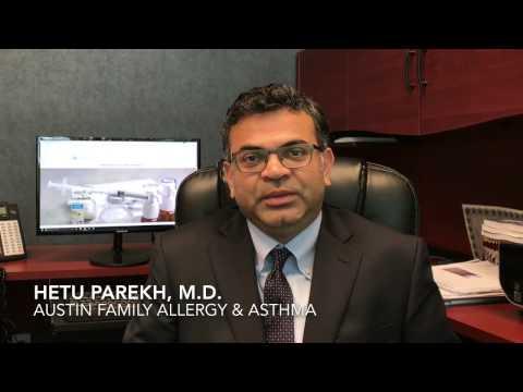 Dr  Hetu Parekh - Austin Family Allergy and Asthma