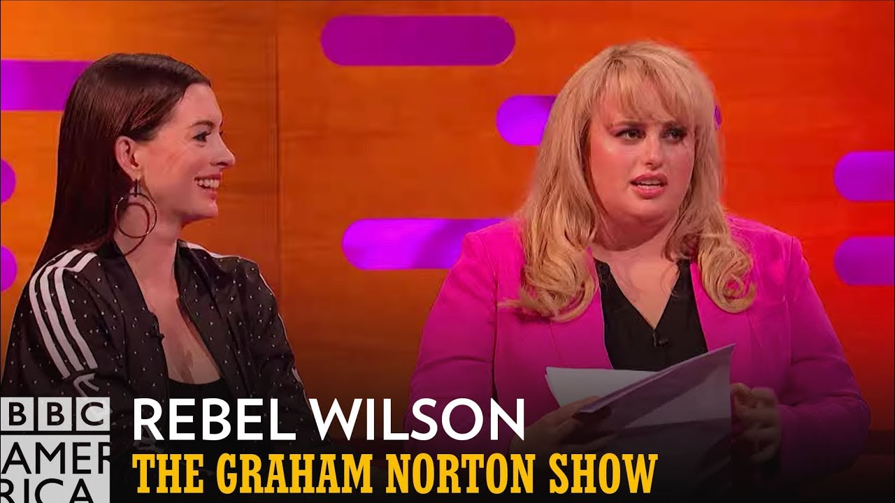 Download Rebel Wilson Defended The Hustle's PG-13 Rating To A Jury | The Graham Norton Show | BBC America