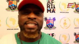 AFRIMA AWARDS 2017  DANCE PERFORMANCE