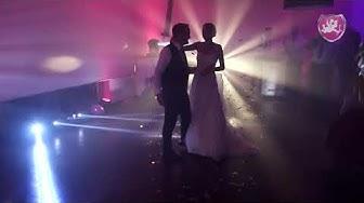 Hochzeit ♥ Heiraten im Golf Pavillon im Hotel Aarau West in Oberentfelden - Hochzeit & Event DJ Dubi