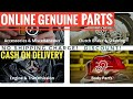 ONLINE GENIUNE SPARE PARTS PURCHASE | BUY MOTORCYCLE PARTS ONLINE INDIA COD | NEW HERO MOTO LAUNCH