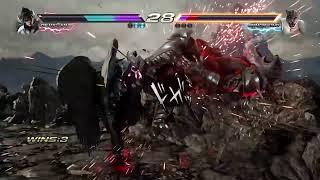 Tekken 7 Maniax Farzeen Abdul Rafey P1 Vs Jinrang Peera