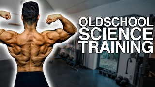 BRUTALES Oldschool Science Rücken Training! (HOME GYM EDITION)