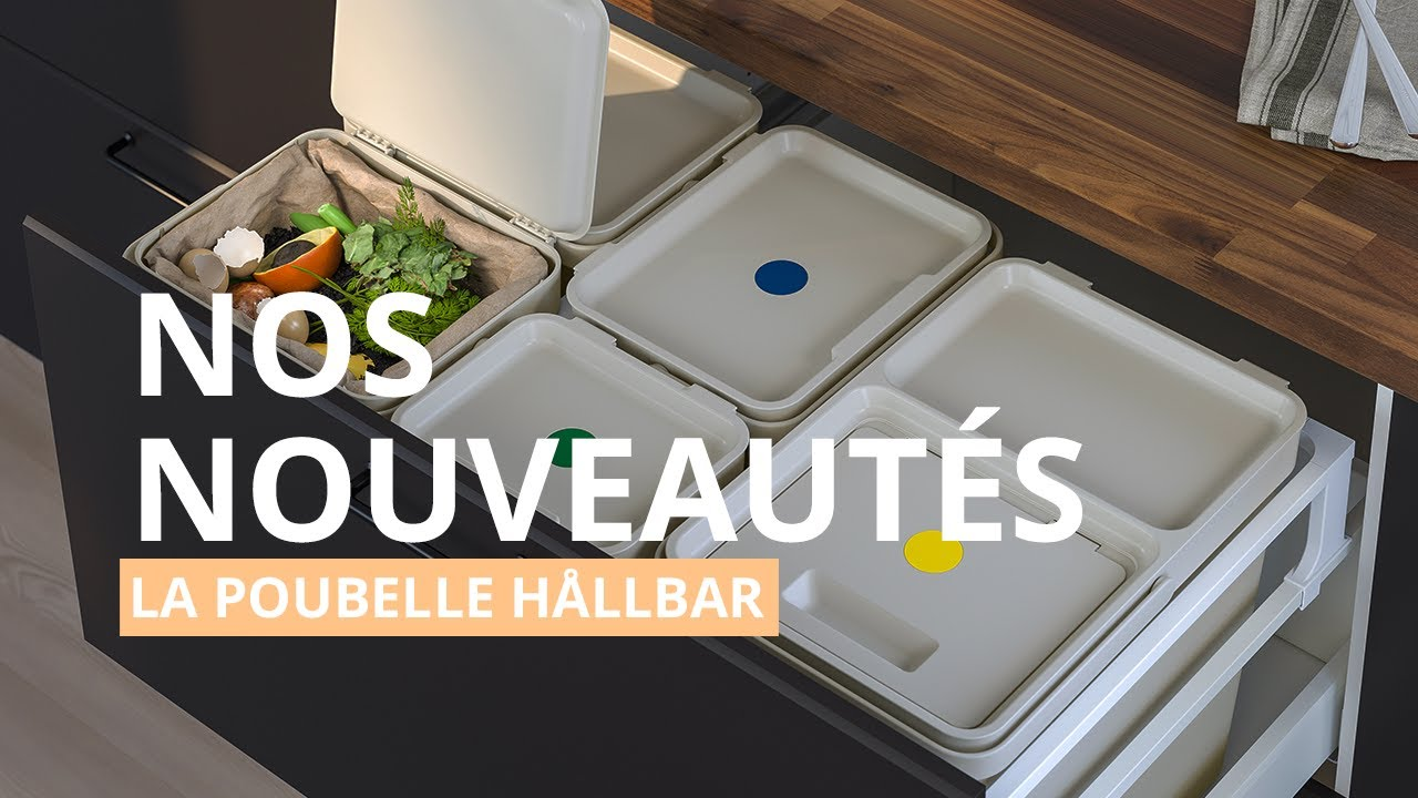 Ikea Cuisine Gestion Des Dechets Youtube
