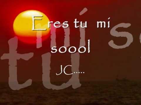 eres mi sol - jesse y joy ( con letra)
