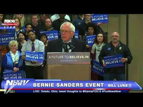 FNN: Bernie Sanders Rally in Toledo Ohio - FULL