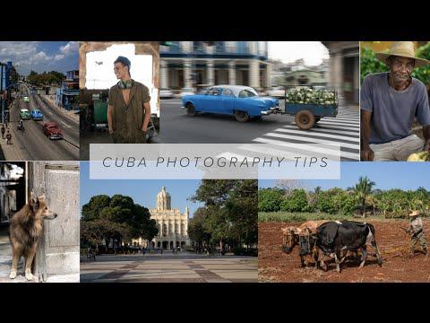 Havana Cuba Photography Tips