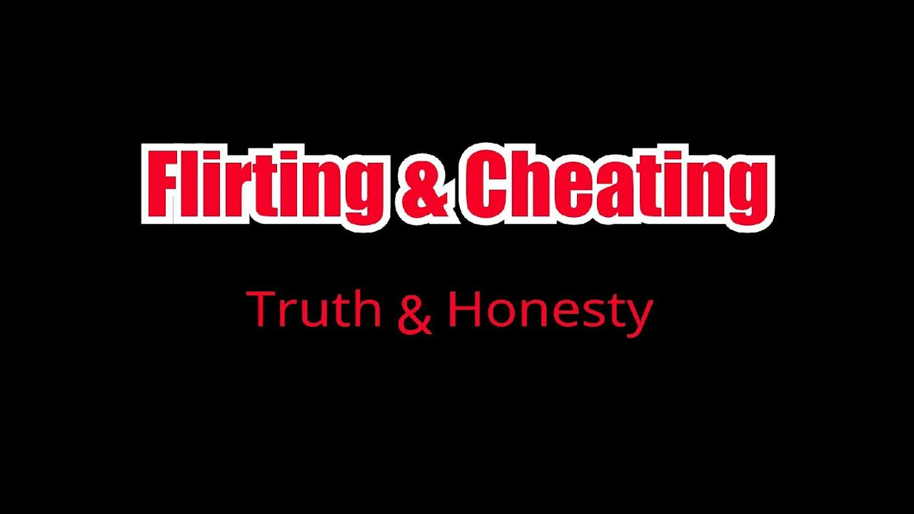flirting vs cheating infidelity scene pics youtube videos