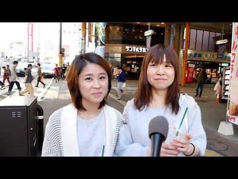 What Japanese Think Of US Military Base In Sasebo (Nagasaki, Interview)