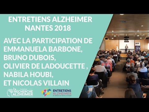 Film Entretiens Alzheimer Nantes 2018