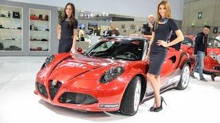 Autoshow Vienna 2015 - alle Highlights der Automesse