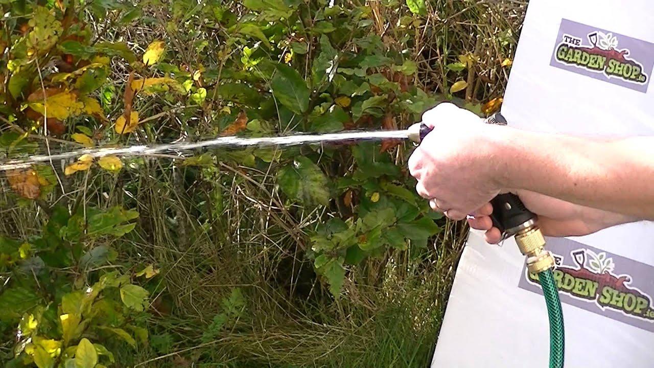 Water Spray Gun Youtube