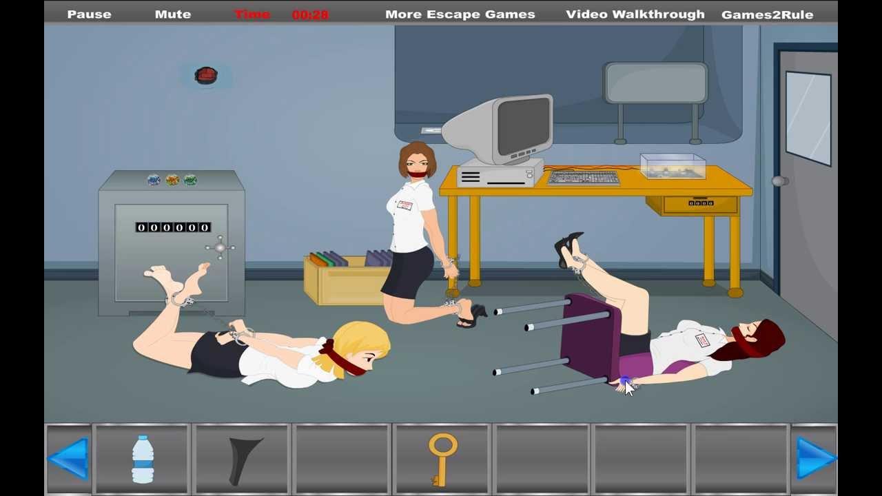 Naked girls flash game
