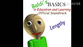 Baldi basics in education and learning :OST Lengthy