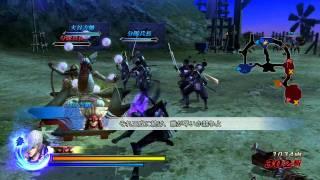 Sengoku BASARA 3 UTAGE Mitsunari Ishida (1)