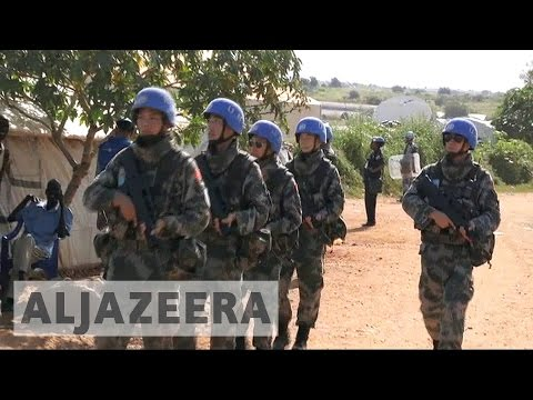 UN urges South Sudan to accept more peacekeepers