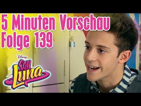 5 Minuten Vorschau - SOY LUNA Folge 139 || Disney Channel